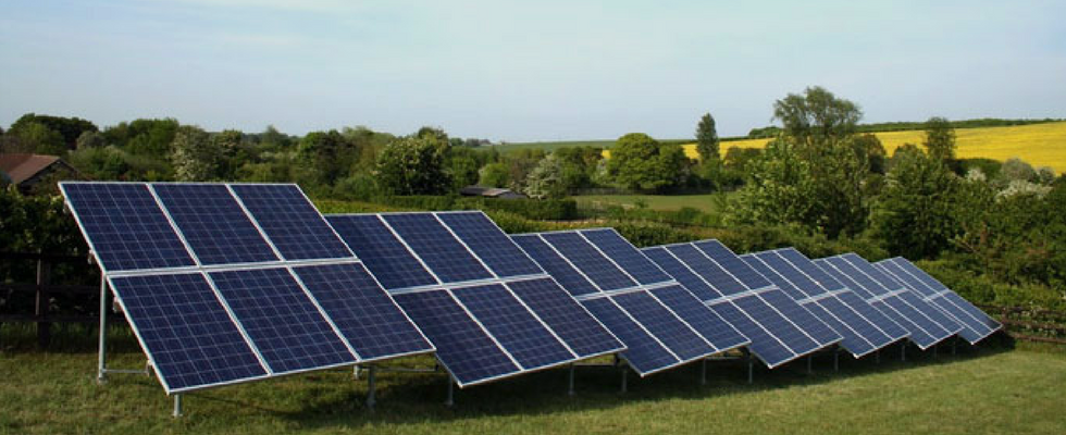 Evaluating the Optimality of Ground Mounted Solar PV Systems