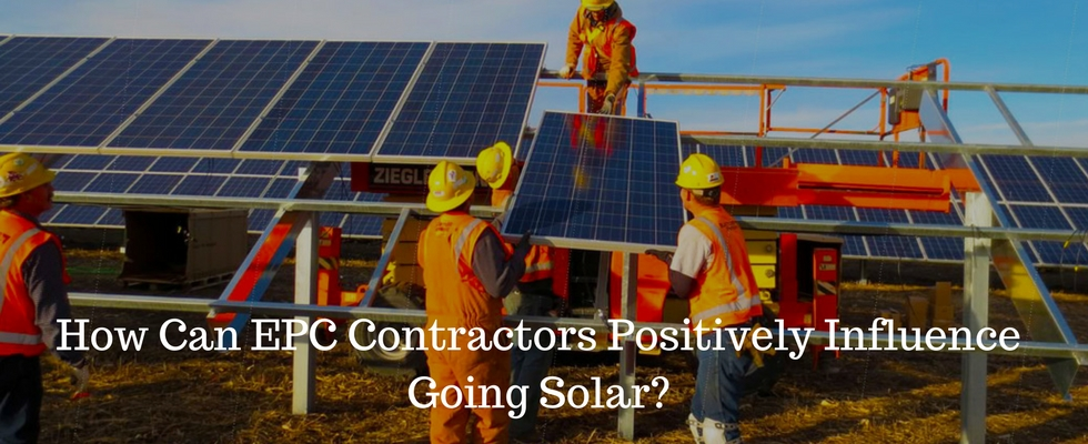 The Role Of EPC Contractors In Solar Energy Development