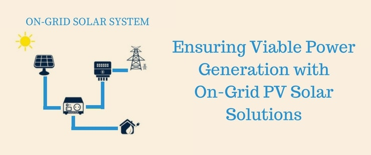 Transforming Sunshine into Savings with On-Grid PV Solar Solutions