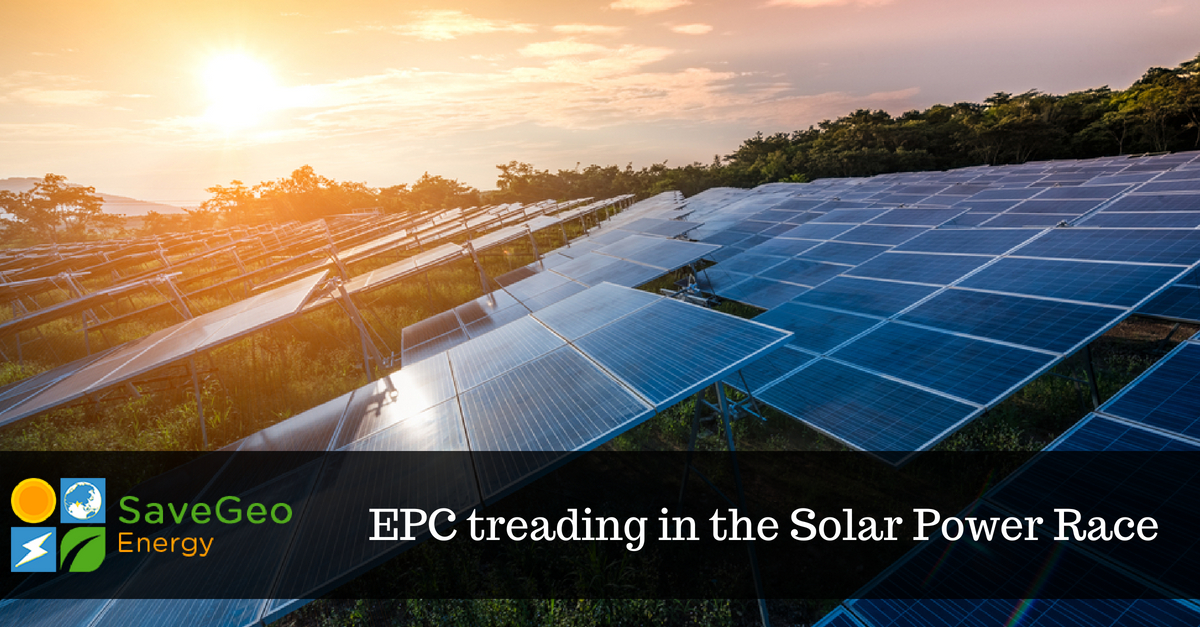 Why is EPC Stepping in the Solar Power Race?