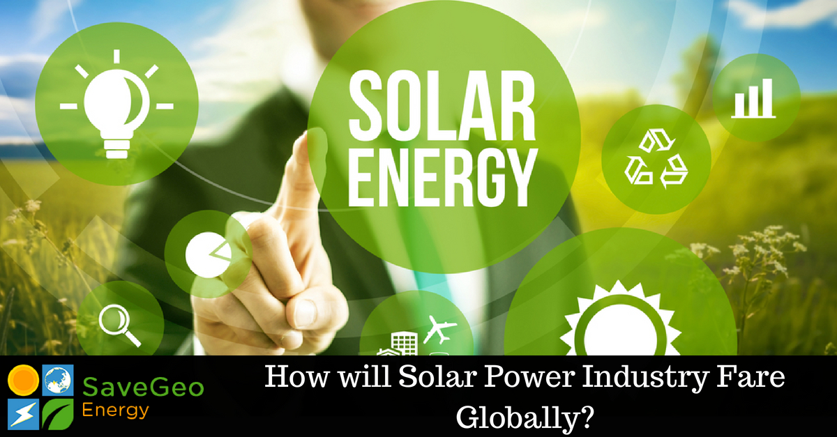 How Progressive it is Going to be for Solar Power Industry in 2018?