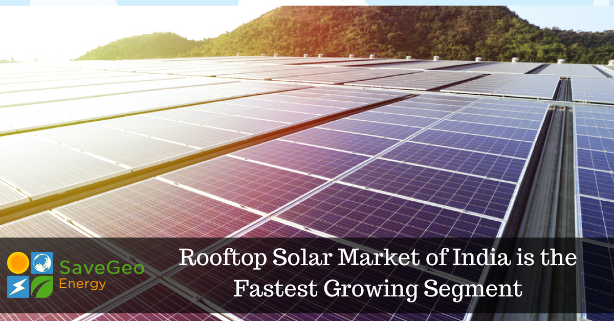 India's Rooftop Solar Panel System is Gaining Momentum