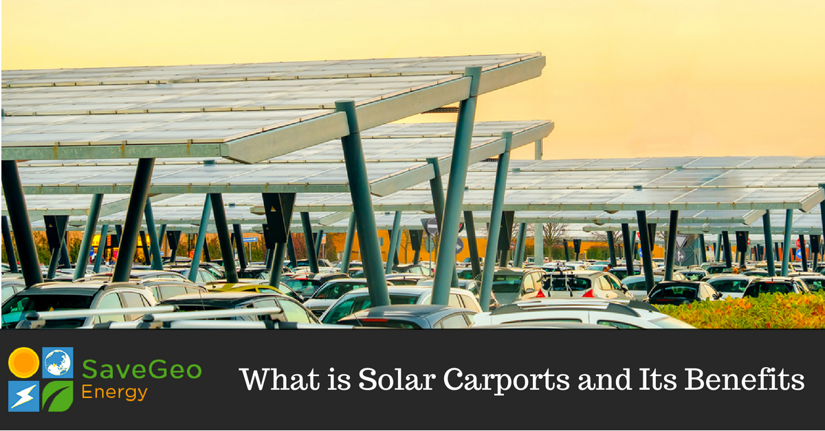 Solar Carports – Another Application of Solar Power System