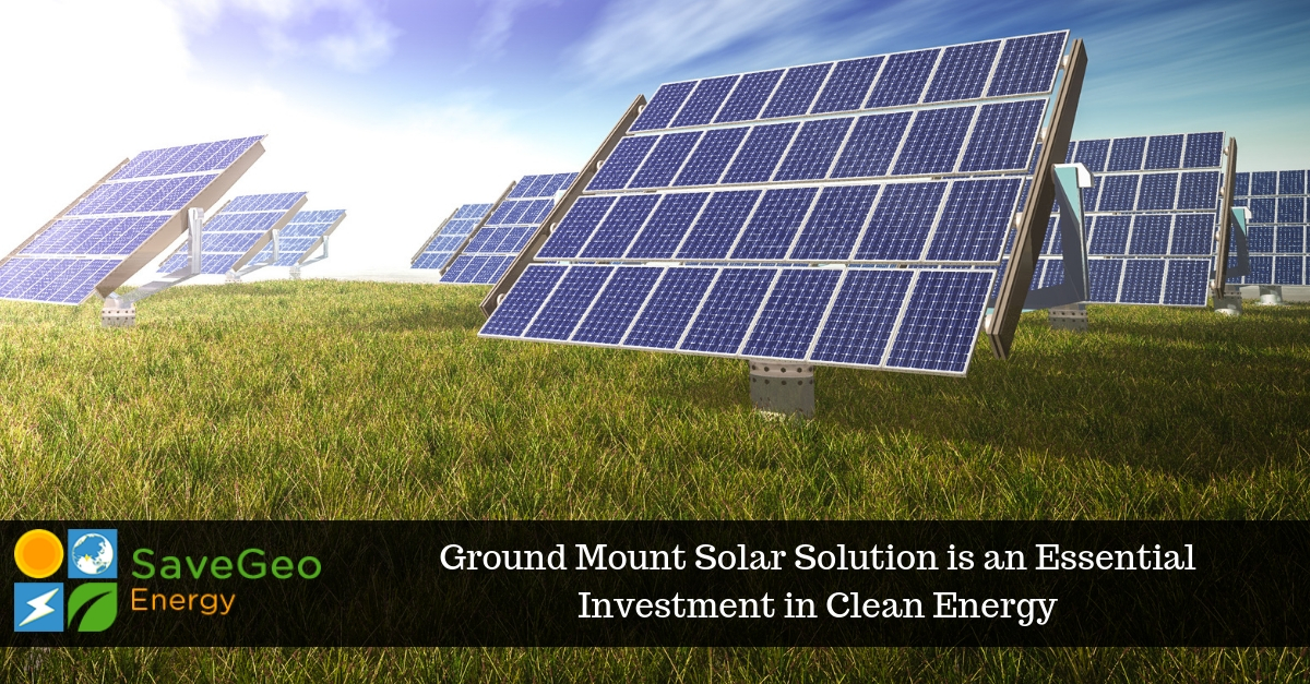 A Complete Overview of Ground-Mounted Solar Power System