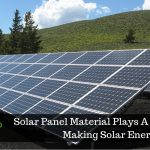 New Synthetic Solar Panel Material Plays A Pivot Role In Making Solar Energy